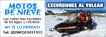 Motos de nieve. Excursiones.al volcan